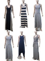 wholesale lot of 6 Anthropologie long dress maxi Clothes womenquot;s