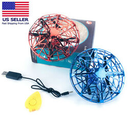 RC Hand Operated Drone Mini Helicopter Remote Control Flying Ball Drones USA $29.23