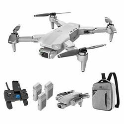 Foldable GPS Drone for Adults with 4K Camera RC Quadcopter with GPS Backpack $298.01