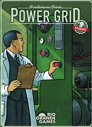 Power Grid: Recharged Board Game C $54.99