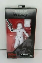 First Order Snowtrooper #12 STAR WARS The Black Series 6quot; Figure AUTHENTIC #2 $16.25