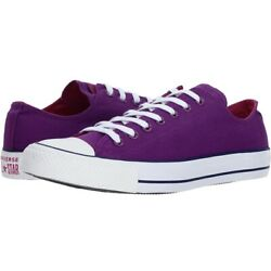 Converse Chuck Taylor All Star Women#x27;s Size 9.5 Athletic Violet Sneaker Shoe $49.99