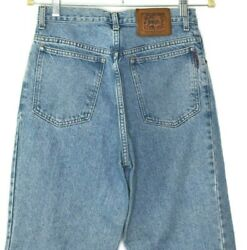 Vintage For Joseph Paris France Mom Jeans High Rise Tapered 28 x 31 Medium Wash $39.99