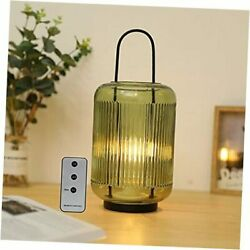 Battery Powered Table Lamp 11.5#x27;#x27;H Cordless Lamp Battery lamp with Handle $49.35