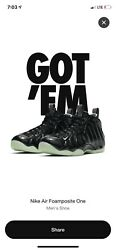Nike Air Foamposite One All Star Size 13 Men Brand New 100% Authentic Confirmed $375.00