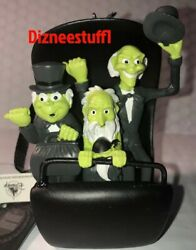 Disney Hitchhiking Haunted Mansion Ghost Doom Buggy Phineas Sketchbook Ornament $28.88