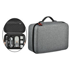 Portable Drone Carrying Case fit for DJI Air 2S Drone Quadcopter Oxford Gray $38.60