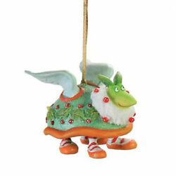 MacKenzie Childs Patience Brewster 12 Days Christmas TURTLE DOVE MINI ORNAMENT $34.99
