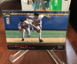1996 Collector#x27;s Choice Cal Ripken Jr. Collection #12 of 22 $2.47