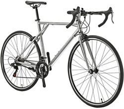 Road Bike 700C Wheels 56cm Frame for Men 21 Speed City Commuter Bicycle Racing $269.00