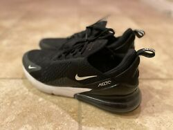 Nike Air Max 270 Black Men#x27;s Size 12