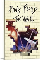 Pink Floyd The Wall Print Posters Canvas Framed Wall Art $34.00