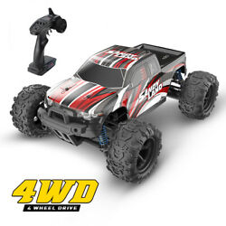 High Speed Car 9300E RC Car 1:18 Scale 30 MPH 4WD Off Road Trucks 2 Battery New $67.99