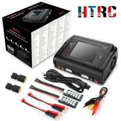 HTRC T400 RC Charger DC 400W Battery Discharger For LiPo LiHV Lilon NiCd NiMh PB $112.99