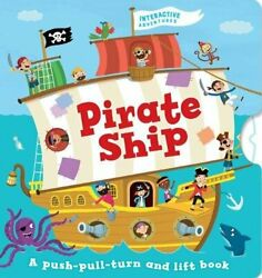 Pirates Novelty Boards Book The Fast Free Shipping $8.46