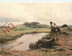 Picture Postcardgt;gt;Hadrian#x27;s Wall Above Crag Lough Northumberland National Park GBP 2.69