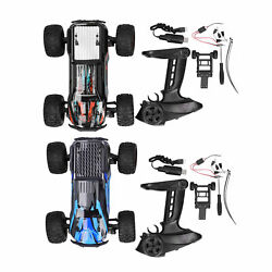 1 16 RC Brushless Motor 4WD Crawler Rechargeable Model Car Toy W Remote Control $134.48