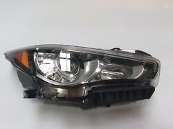 FOR INF Q50#x27;S HEADLIGHT LAMP LED WITH AFS 2014 17 RIGHT SIDE $759.99