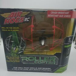 NEW IN BOX Air Hogs RC Roller Copter helicopter remote control toy $34.99
