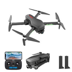 CSJ X7 PRO GPS RC Drone Camera 4K 5G Wifi Quadcopter Positioning 2Batteries USA $123.04