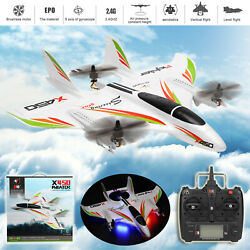 WLtoys XK X450 RC Airplane Brushless 2.4G 6CH 3D 6G LED Fixed Wing RTF S3 $117.99
