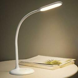 Cordless Lamp LED Desk Lamp Battery Operated Table Lamps Rechargeable White $40.27