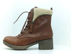 Rock amp; Candy Womens Boots B2ZWN Brown Size 7.0 VALZRY $11.72