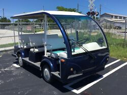 Carrier 10 Passenger Mini Bus Golf Cart Car shuttle people mover electric $7995.00