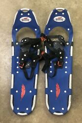 NICE Redfeather Snowshoes w Bindings Blue 7 x 25 $39.50
