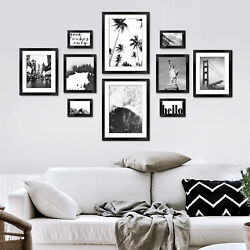ArtbyHannah 12quot; x 16quot; 10 Pack Modern Wall Art Posters Pictures Home Office Decor $54.99