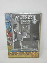 Power Grid Expansion France Italy by Friedemann Friese Rio Grande Games NEW $32.99