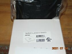 WAC Lighting HMP Black Square Monopoint Canopy For H Track Fixtures $17.50