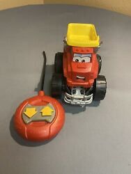 TONKA RC CHUCK AND FRIENDS FLIP BOUNCE BACK RACER RC CAR With Remote $8.00