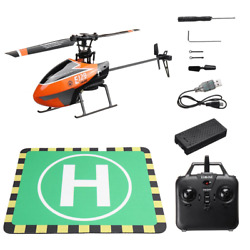 Eachine E129 2.4G 4CH 6 Axis Gyro Altitude Hold Flybarless RC Helicopter RTF $89.00