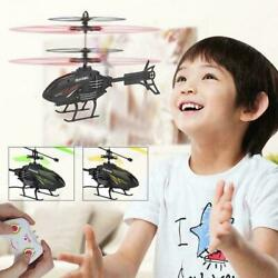 Rc Remote Control Helicopter Outdoor Kids Children Gift Plane Toy Flying D5M8 $10.88