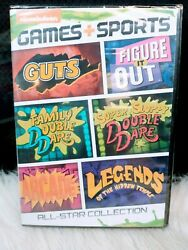 Nickelodeon Games and Sports: All Star Collection DVD $22.49