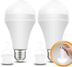 Emergency bulbs Rechargeable LED light with Battery backup LED Bulb $14.95