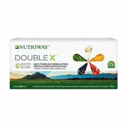 Amway Nutriway amp; Nutrilite Double X 31 day Product * 100% ORIGINAL PRODUCT $68.90