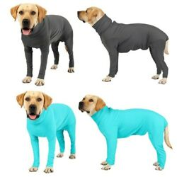 Pet One piece Anxiety Relief Shirt 4 leg Pet For Surgery Recovery Body Clothingamp; $9.99