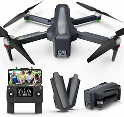 FANCOOL 4000ft FPV Drones with Camera for Adults UHD 4Kamp;1080p Anti Shake Cam D $239.98