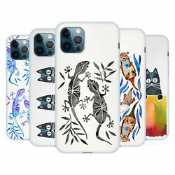 OFFICIAL CAT COQUILLETTE ANIMALS 2 GEL CASE FOR APPLE iPHONE PHONES $17.95