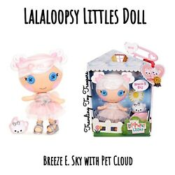 Lalaloopsy Littles Doll Breeze E Sky with Pet Cloud 2021 $34.50
