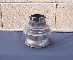 Dressel Railroad Switch Marker Lamp Lantern Vent Cone Assembly Complete $25.00