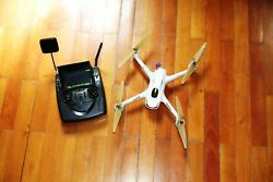Hubsan H501S X4 RTF GPS 1080P Quadcopter with Camera white Gold $130.00