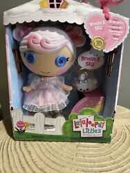 Lalaloopsy Littles Doll Breeze E Sky with Pet Cloud ⛅️ 2021 NEW $44.95