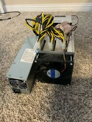 AntMiner S9 with Bitmain Power Supply 13.5T $499.99