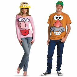 Mr. and Mrs. Potato Head Unisex Costume Accessory Kit Disguise 23445 $19.99