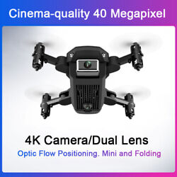 S66 Folding RC Drone HD Dual Camera Remote Control Quadcopter Helicopter Outdoor $26.49