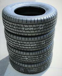 4 Tires Cooper Discoverer HTP II 265 70R17 115T AS A S All Season $527.93