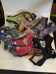 Congqueen dog mesh harness size Small you choose color $6.00